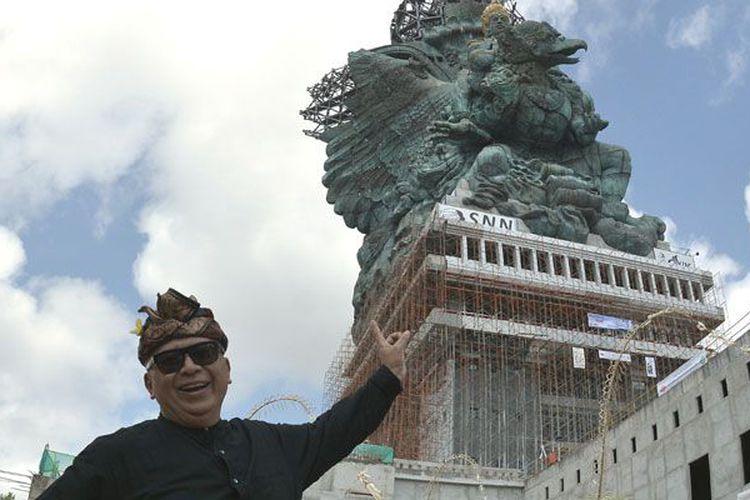The inspiring story behind the mighty Garuda Wisnu Kencana Maestro