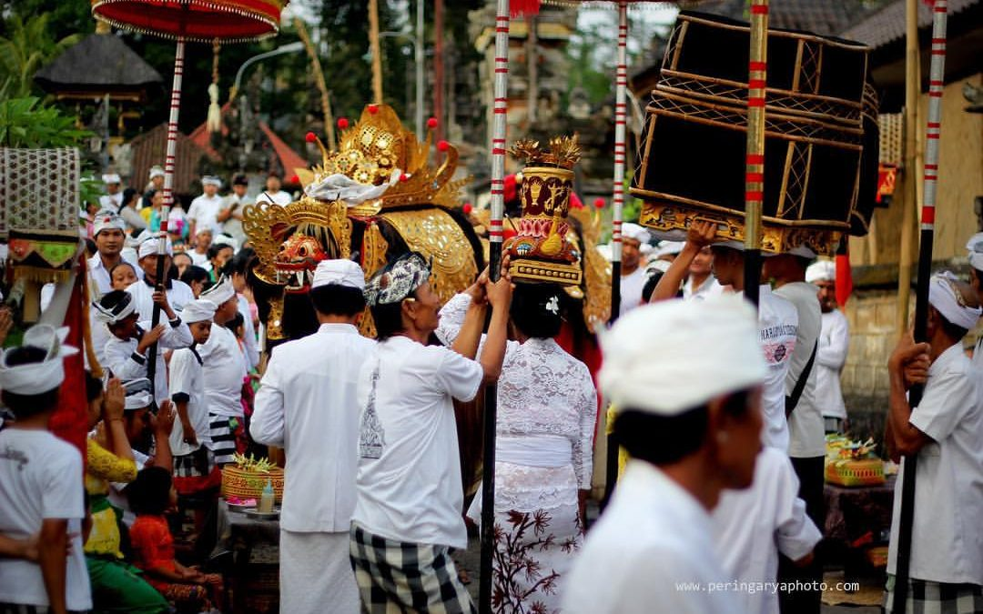 How Hinduism Affects Balinese' Tradition and become the worlds' favorite