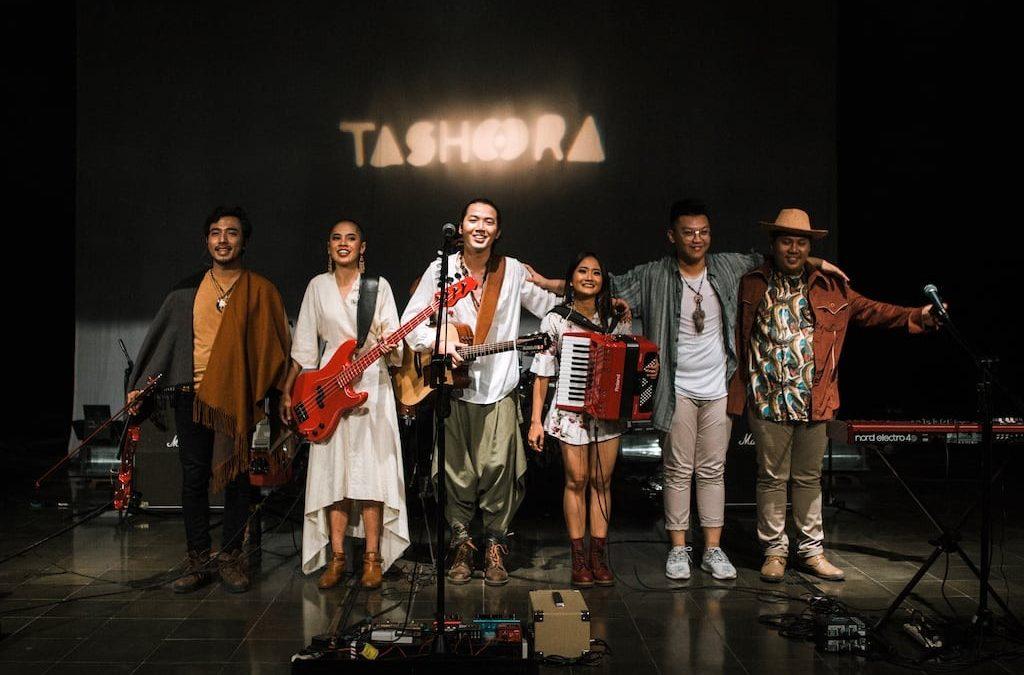 LYRICAL MANTRA OF TASHOORA AT UBUD, BALI SPIRIT FESTIVAL 2019