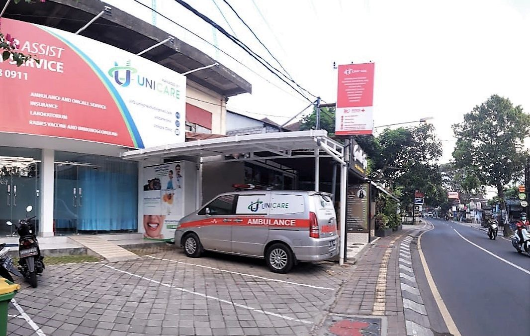 Doctor Dyah puts Unicare Clinic Ubud Bali as the Center of Attention