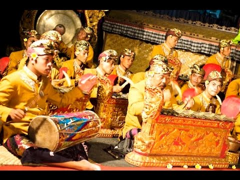 BALINESE GAMELAN: THE ENCHANTING TRADITIONAL ORCHESTRA