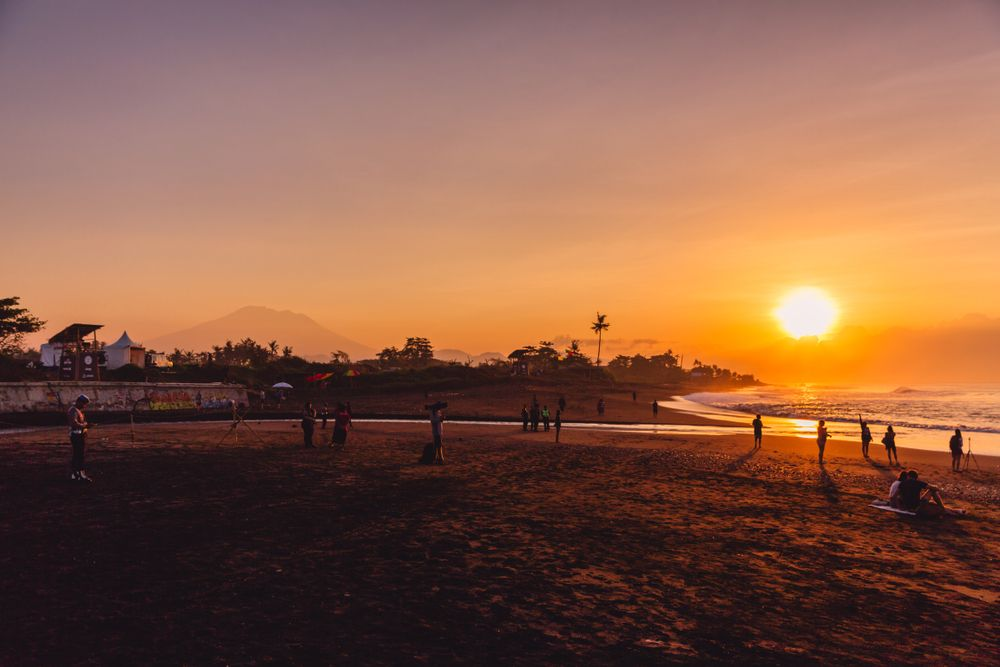 Turn your sight to the exotic Lepang Beach Bali
