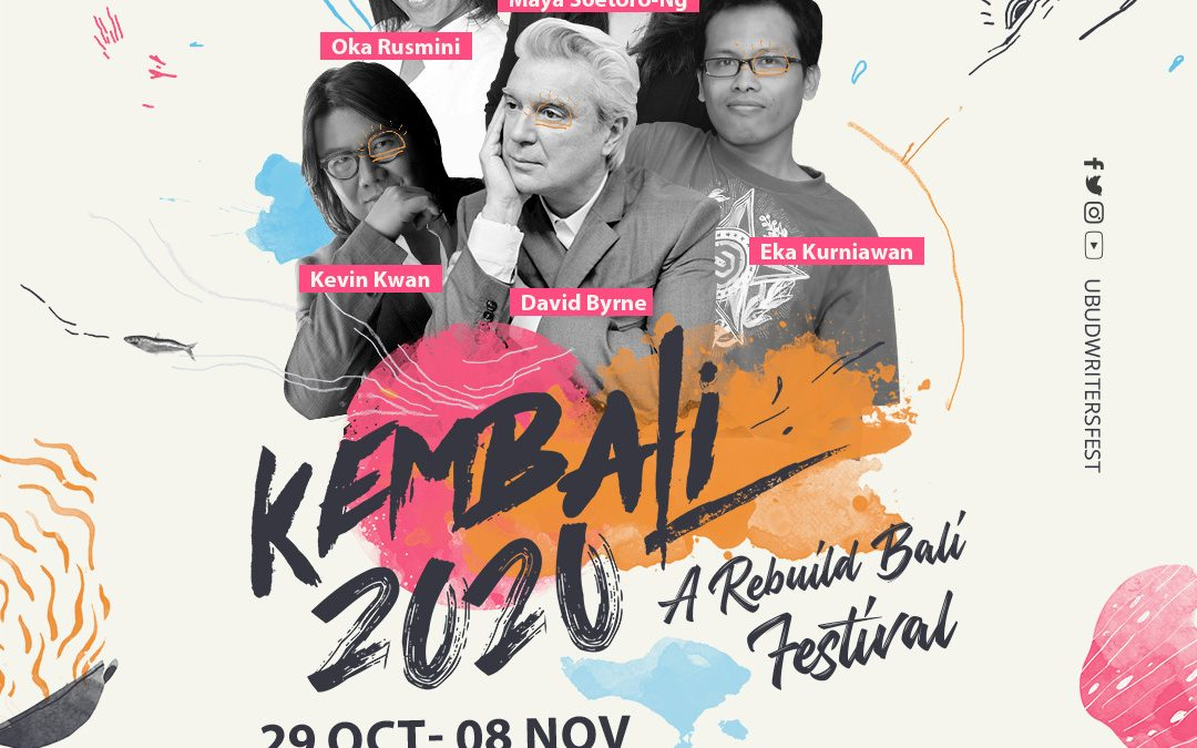 KEMBALI20: A Virtual Festival for Bali's Come Back against the pandemic